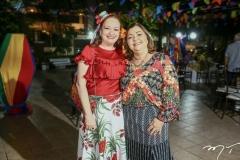 Ana Elizabeth e Elena Aguiar