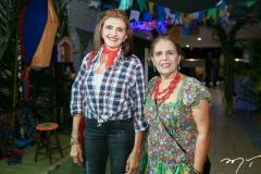 Laborenia Costa e Fátima Sandra