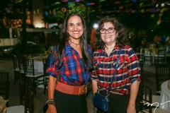 Suely Torres e Denise Feitosa