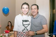 Junior e Juliana Neves