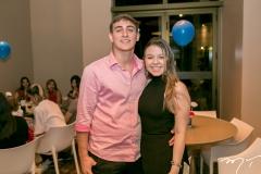 Renan Ponte e Larissa Pinheiro