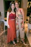 Themis Briand e Carol Harter