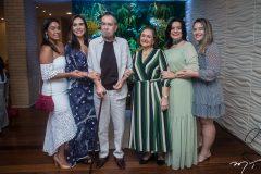 Ana Carolina, Ane Alcantara, Eimar, Bárbara, Lia e Ana Paula Freire