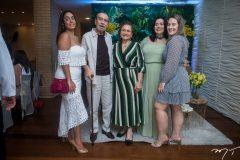 Ana Carolina, Eimar, Bárbara, Lia e Ana Paula Freire