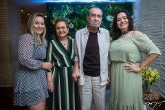 Ana Paula, Bárbara, Eimar e Lia Freire