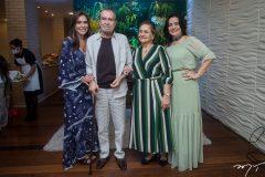 Ane Alcantara, Eimar, Bárbara e Lia Freire