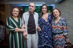 Bárbara Freire, Eimar Freire, Ane e Beatriz Alcantara