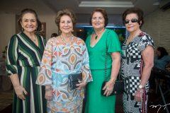 Bárbara Freire, Lúcia Medeiros, Beatriz Pinheiro e Liliane Nogueira
