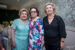 Consuelo Dias Branco, Ítala Ventura e Gabriela de Castro