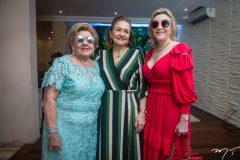Consuelo Dias Branco, Bárbara Freire e Graça da Escóssia