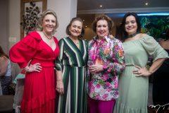 Graça da Escóssia, Bárbara Freire, Leda Maria e Lia Freire