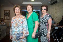 Lúcia Medeiros, Beatriz Pinheiro e Liliane Nogueira