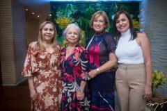 Maria Marileia, Angela e Claudia Freire