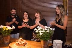 Aniversário de Carmen Cinira