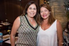 Maria Ester Quindere E Denise Prado