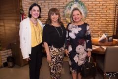 Patricia Al'kary, Carmen Cinira E Fernanda Gensen