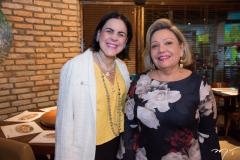Patricia Al'kary E Fernanda Gensen