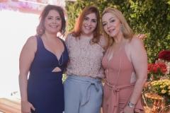 Claudia Gradivol, Cristiane de Faria e Sandra Fujita