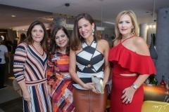 Cristiane Figueiredo, Martinha Assunção, Ana Virgínia Martins e Márcia Peixoto