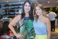 Izabela Fiuza e Maira Silva