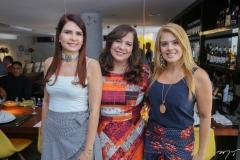 Lorena Pouchain, Martinha Assunção e Leticia Studart