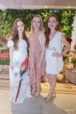 Mariah, Sandra e Larissa Fujita
