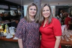 Nájla Corrêa e Diana Cabral