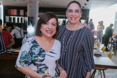 Rita Cruz e Paula Bezerra