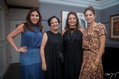 Cristiane Faris, Amélia Brandão , Cláudia Gradvohl e Bia- exeira.