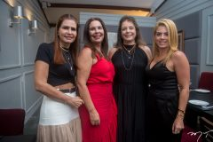 Lorena Pouchain, Gena Campos, Cláudia Gradvohl e Letícia Studart.