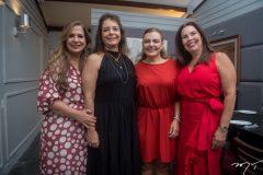 Martinha Assunção, Claudia Gradvohl, Roberta Ary e Gena-Campos.