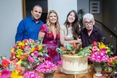 Aniversário de Danielle Pinheiro