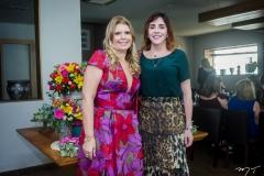 Danielle Pinheiro e Cristiane Faria