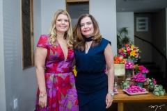 Danielle Pinheiro e Denise Arruda