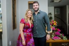 Danielle Pinheiro e Igor Pinheiro