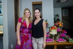 Danielle Pinheiro e Juliana Arruda
