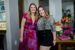 Danielle Pinheiro e Larissa Delfino