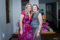 Danielle Pinheiro e Lourdinha Mota