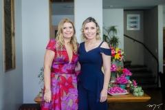 Danielle Pinheiro e Natália Pinheiro