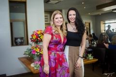 Danielle Pinheiro e Talita Ximenes