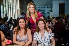 Eveline Arruda, Danielle Pinheiro e Rafaela Arruda