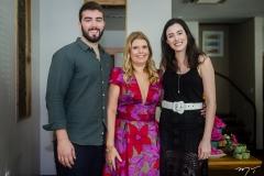 Igor e Danielle Pinheiro e Amanda Timbó
