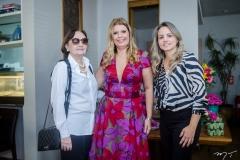 Luluda Sayão, Danielle Pinheiro e Fernanda Sayão
