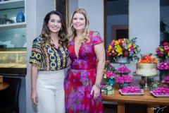 Márcia Travessoni e Danielle Pinheiro