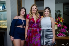 Melina Arruda, Danielle Pinheiro e Mirela Arruda
