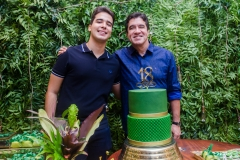 Davi e Paulo Régis Teixeira