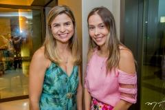 Camila Mota E Rafaela Ximenes