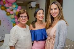 Diana Cavalcante, Renata Marinho E Marcela Carvalho