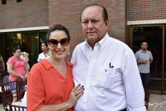 Silvia e Rafael Leal