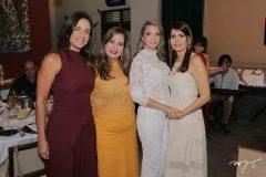 Ana Virginia Martins, Martinha Assunção, Michelle Aragão e Lorena Puchain